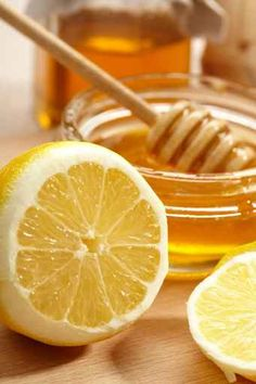 Get Rid Of Black Heads In 5 Minutes. Half lemon and 3-4 drops of honey. Rub the lemon on your face, emphasize the black heads prone areas like nose, chin etc. Leave the lemon and honey mixture on your face for 5 minutes, then wash it with cold water. You will see the results immediately. Additionally, lemon juice will also fade other marks/spots on the face and honey will moisturize.