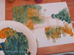 Monet Craft for Kids