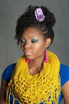 #natural #kinky #curly #hair