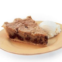 Chocolate Chip Walnut Pie Recipe | Spoonful