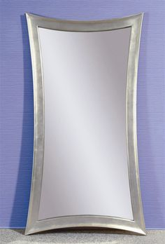 floor mirror, finish leaner, mirrors, bassett mirror, leaf finish, silver leaf, wall mirror, leaves, leaner mirror