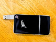 With ShaveTech's USB port that flips out, you can charge your razor anywhere. No adaptors needed.