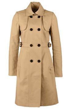 50 abrigos perfectos para el invierno. Mint&Berry. © Cortesía de la firma.