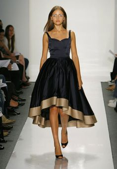 Jason Wu. The skirt reminds me of Balinciaga (sp?)