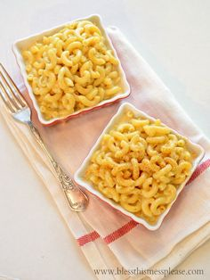 skinny mac-n-cheese