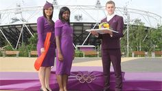 Ceremonies Podiums, Ceremonial Costumes and Floral Bouquets Revealed.  London 2012 have revealed the Victory Ceremonies podiums, ceremonial costumes, make-up and flowers. These components will be used across 805 Victory Ceremonies taking place in over 30 London 2012 venues this summer.