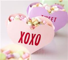 A fun way to collect your Valentine's at school, or home!