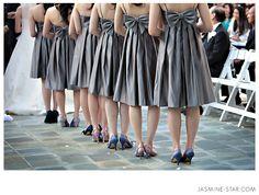 Gray Dresses