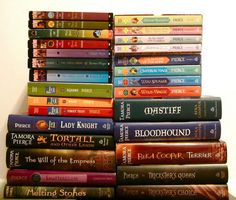 Why Tamora Pierce Should Be Hollywood's Favorite Author Right Now