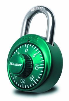 Master Lock for G combo padlock, colors, locks, assort color, homes, combin lock, master lock, lock 1530dcm, home improvements