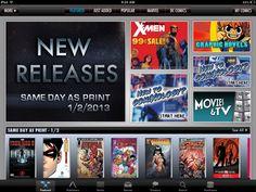 Comics App by Comixology