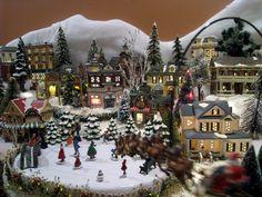 christmas village holiday, christma villag, villag idea, christmas displays, christma decor, villag display, christmas villages, bing imag, xmas villag