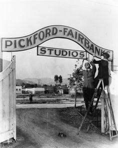 Pickford-Fairbanks Studios.