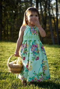 Cute girl's dress inspiration