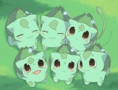 Pokemon :) cute!!