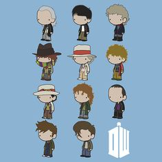 doctor who tees on redbubble