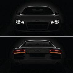 Cool Audi R8