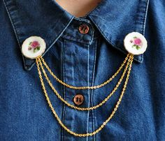 Collar Brooch