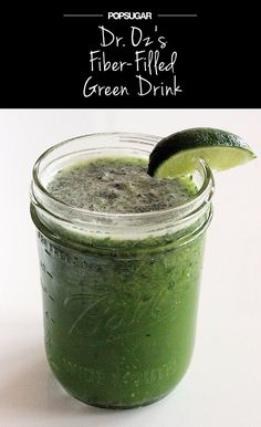 A green drink by Dr Oz