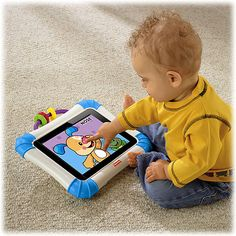 Apptivity Case for iPad – Fisher-Price