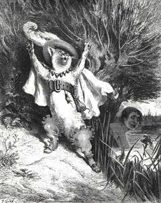 Puss n Boots  by Gustave Dore