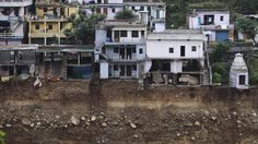 This year's early monsoon rains in the Uttarakhand region are believed to be the heaviest in 80 years. Swollen rivers have swept away entire villages. Posted by floodlist.com
