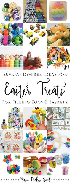 Candy-Free Easter Tr