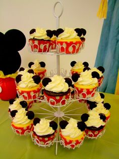 5 Minutes for Mommy: Mickey & Minnie Birthday Party