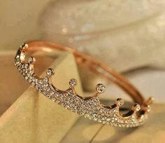 Gold crown!