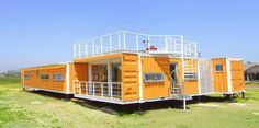 Awe-Inspiring Homes and Swimming Pools… Made from Reused Shipping Containers! |