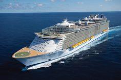 #Cruising to the #Caribbean onboard #OasisoftheSeas
