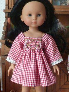 tuto blouse poupée