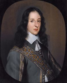 Orpheus Parva-Jardine, the 'Pure in Heart' - aka Thomas Belasyse, 1st Lord Fauconberg (1627-1700), who married Oliver Cromwell's daughter during the English Civil War, but was then a Privy Councillor after the Restoration of the monarchy.