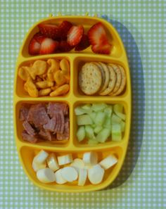 lunch for a toddler or very young child