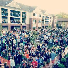 Palmer Place Fest <3 and OU:)