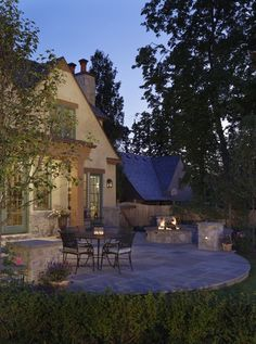 Small Houses Backyard Designs Firepits Design, Pictures, Remodel, Decor and Ideas - page 19