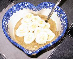 Banana Custard Pudding (Dairy Free)