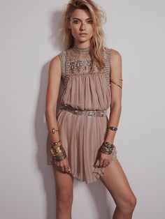 Free People Babylon Dress