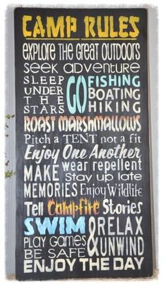 CAMP-RULES-Hand-Painted-Typography-Subway-Art-CAMPING-CAMPER-Wood-Sign