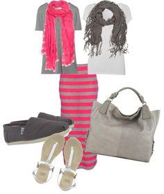 Pink N Grey