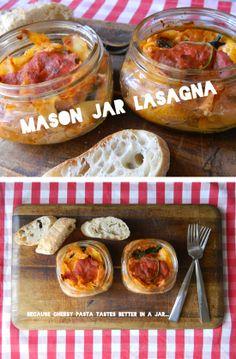 Dinner in a jar