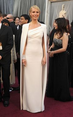 by far, BEST DRESSED at the Oscars.