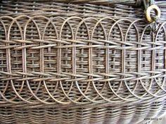 Fête de la Vannerie à Vallabrègues, weaving. Love this.
