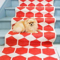 Alfombras de diseño nordico http://www.mamidecora.com/alfombras-vinilo.html