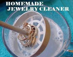 NEVER BUY JEWELRY CLEANER AGAIN!