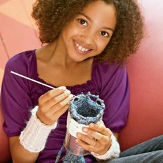 Can knitting loom