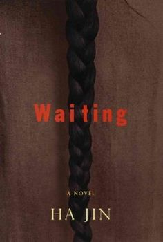 1999 - Waiting by Ha Jin - An ambitious and dedicated Chinese doctor, Lin Kong finds himself torn between two very different women - the educated and dynamic nurse with whom he has fallen in love and the traditional, meek, and humble woman to whom his family married him when they were both very young.
