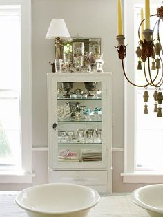 Get a full house tour filled with flea market charm: http://www.bhg.com/decorating/decorating-style/flea-market/house-tour-natural-patina/?socsrc=bhgpin072714balancingact&page=3