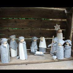 Simple nativity