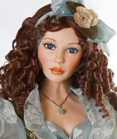 Victorian Porcelain Doll